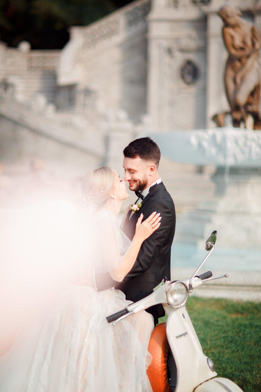 Brautpaar Fotoshooting Comer See, Hochzeitsfotografie Italien, Eventfotograf Gardasee