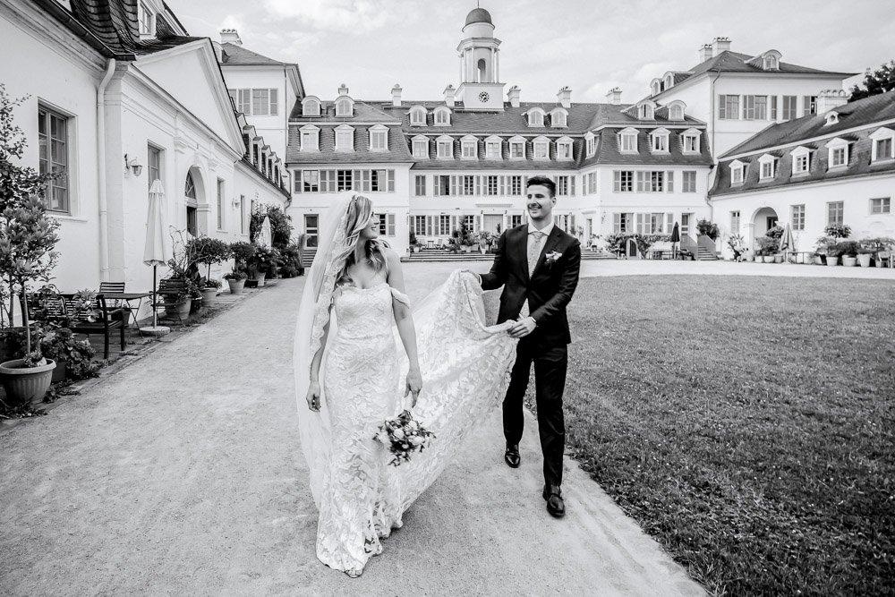 Hochzeitsreportage Frankfurt, Heiraten in Klassikstadt, Fotograf Wiesbaden für eine Schlosshochzeit